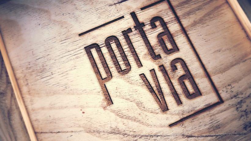 Brand Design - Porta Via 1