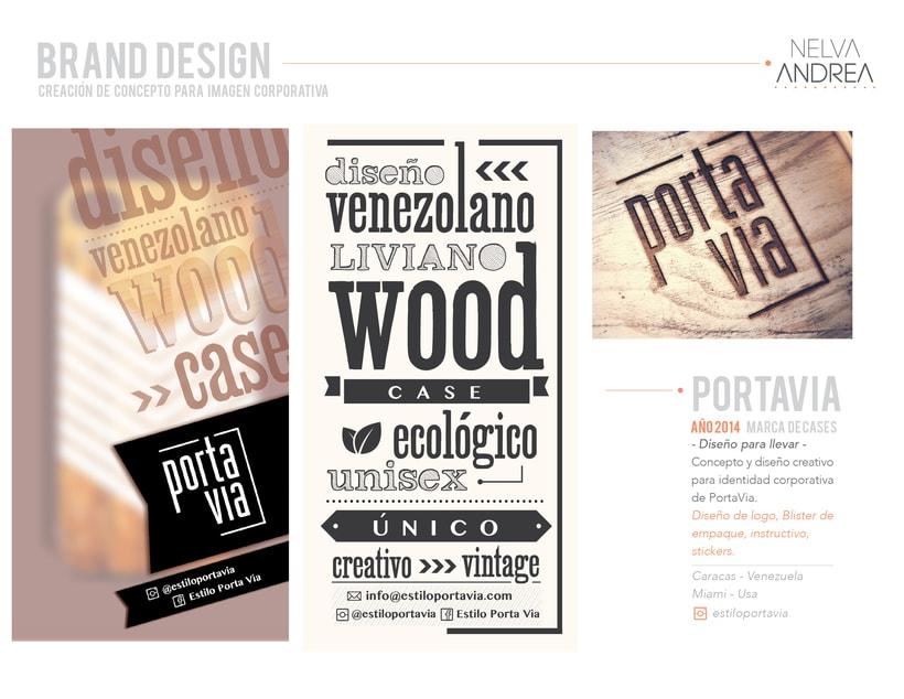 Brand Design - Porta Via 0