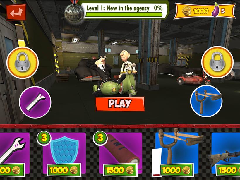Diseño y desarrollo Flash Scaleform para juegos en Unreal 6