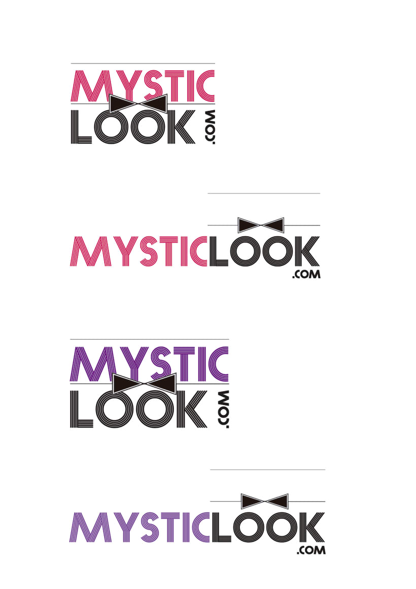 Logo MysticLook 0