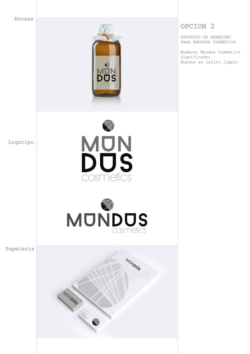 Branding MUNDUS -1