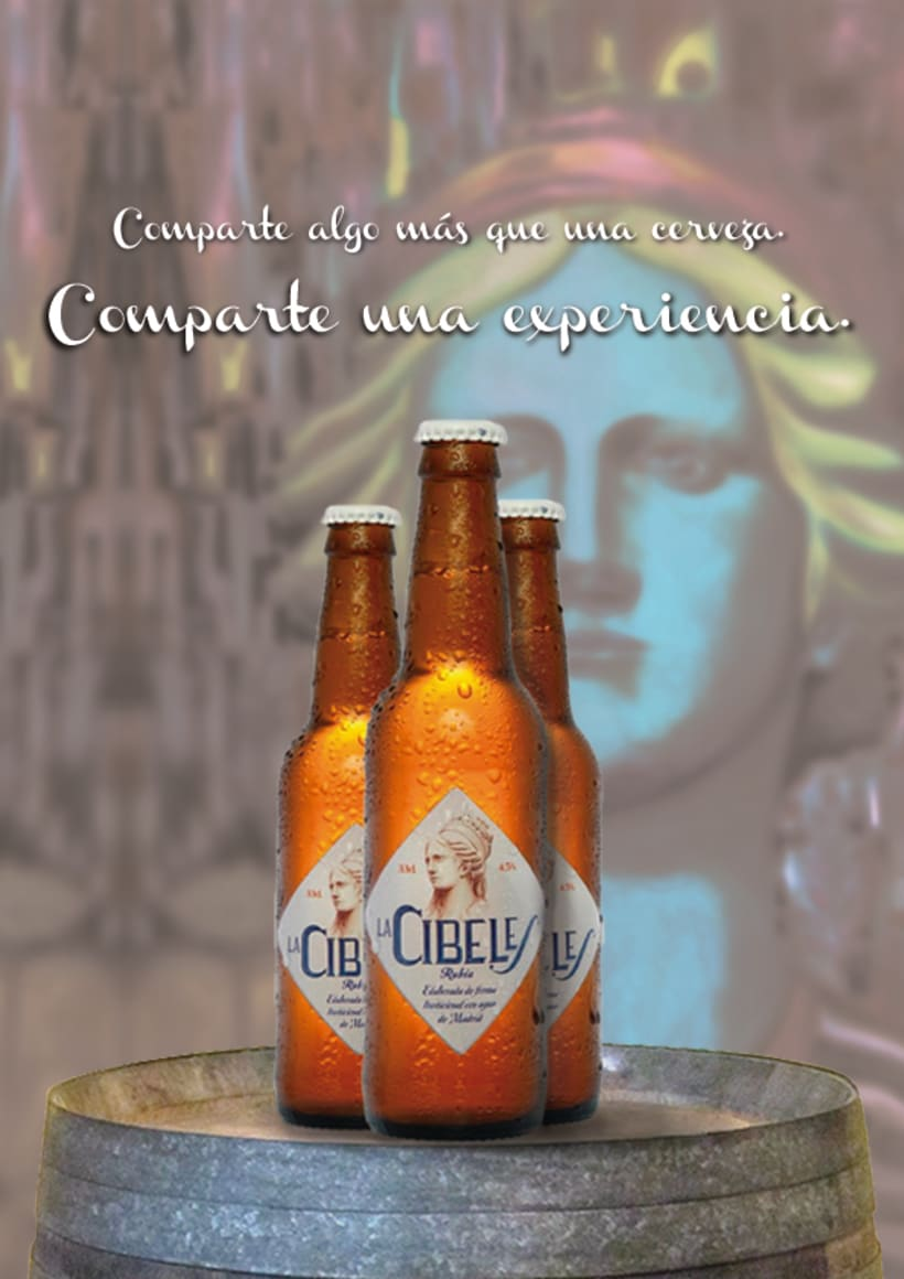 Anuncio Cerveza Cibeles -1