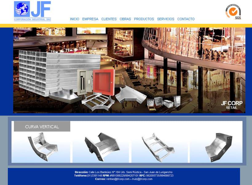 Web Jf Corp 0