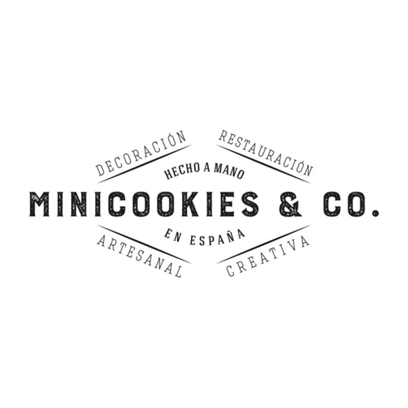 Minicookies & Co. - Restyling de logo 0