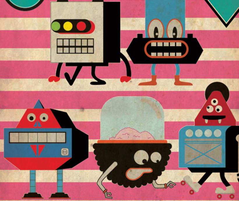 Robot Atoms 2
