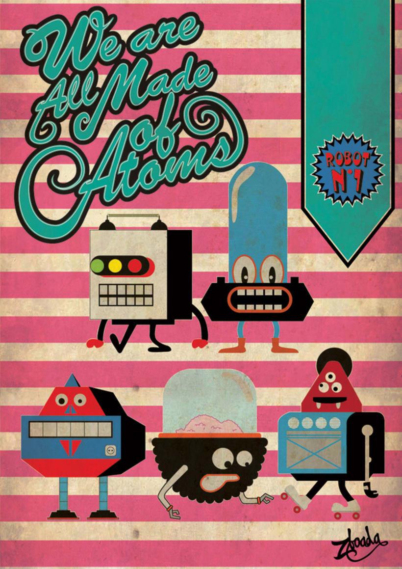 Robot Atoms 0