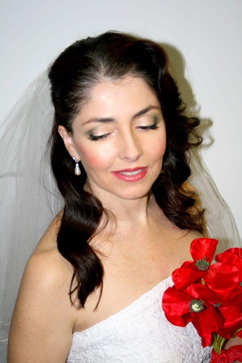 ARTERELA, Maquillaje natural / social -1