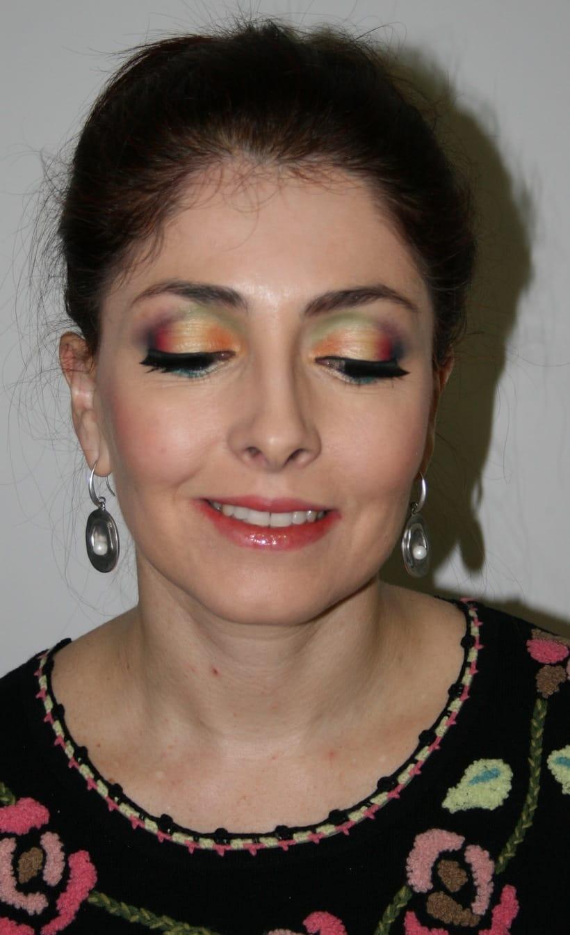 ARTERELA, Maquillaje natural / social 3