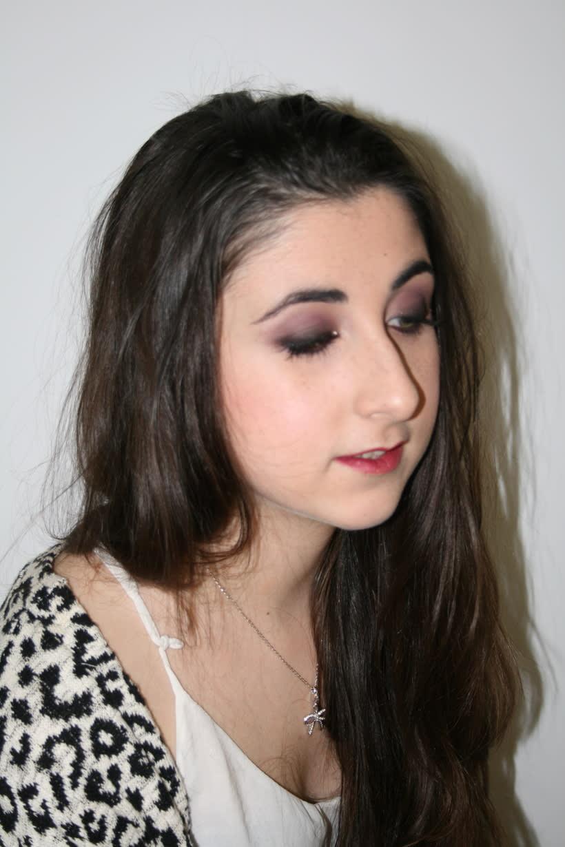 ARTERELA, Maquillaje natural / social 7