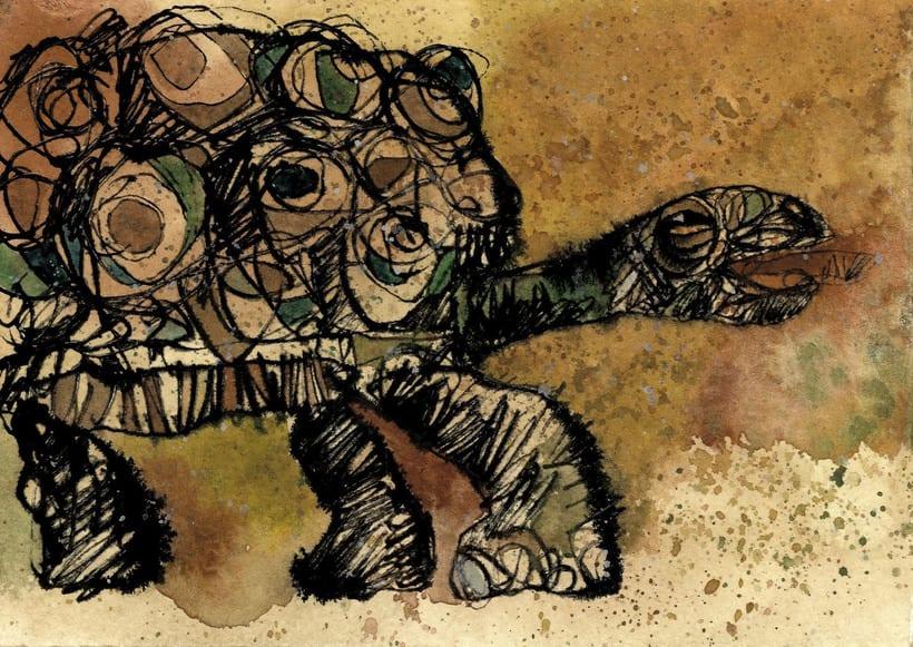 Album de Zoología / Homenaje a José Emilio Pacheco -1