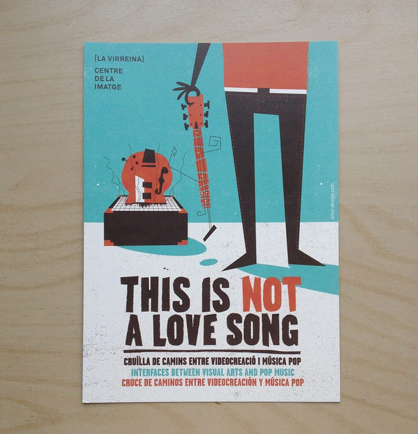 THIS IS NOT A LOVE SONG 2