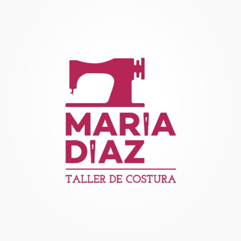 María Díaz || Taller de costura 0