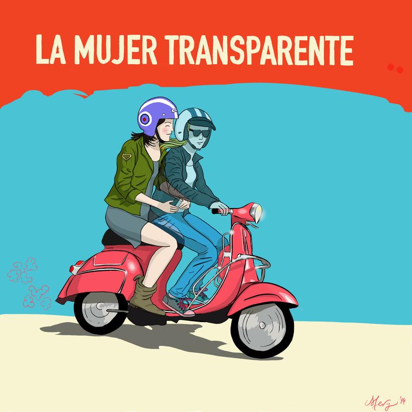 La mujer transparente -1
