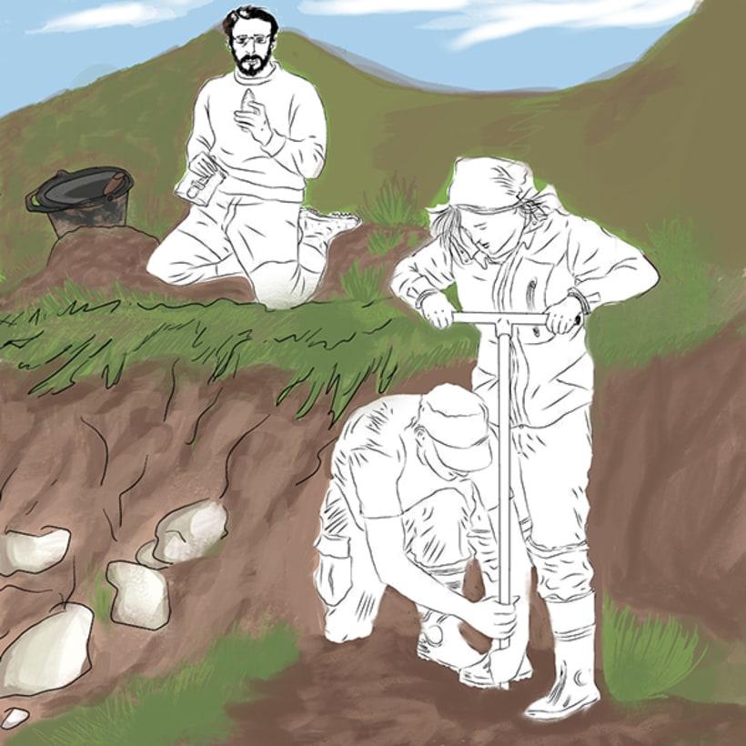 Arqueologia i arqueòlegs I (Sondeig) 3
