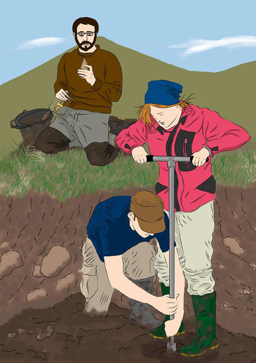Arqueologia i arqueòlegs I (Sondeig) 4