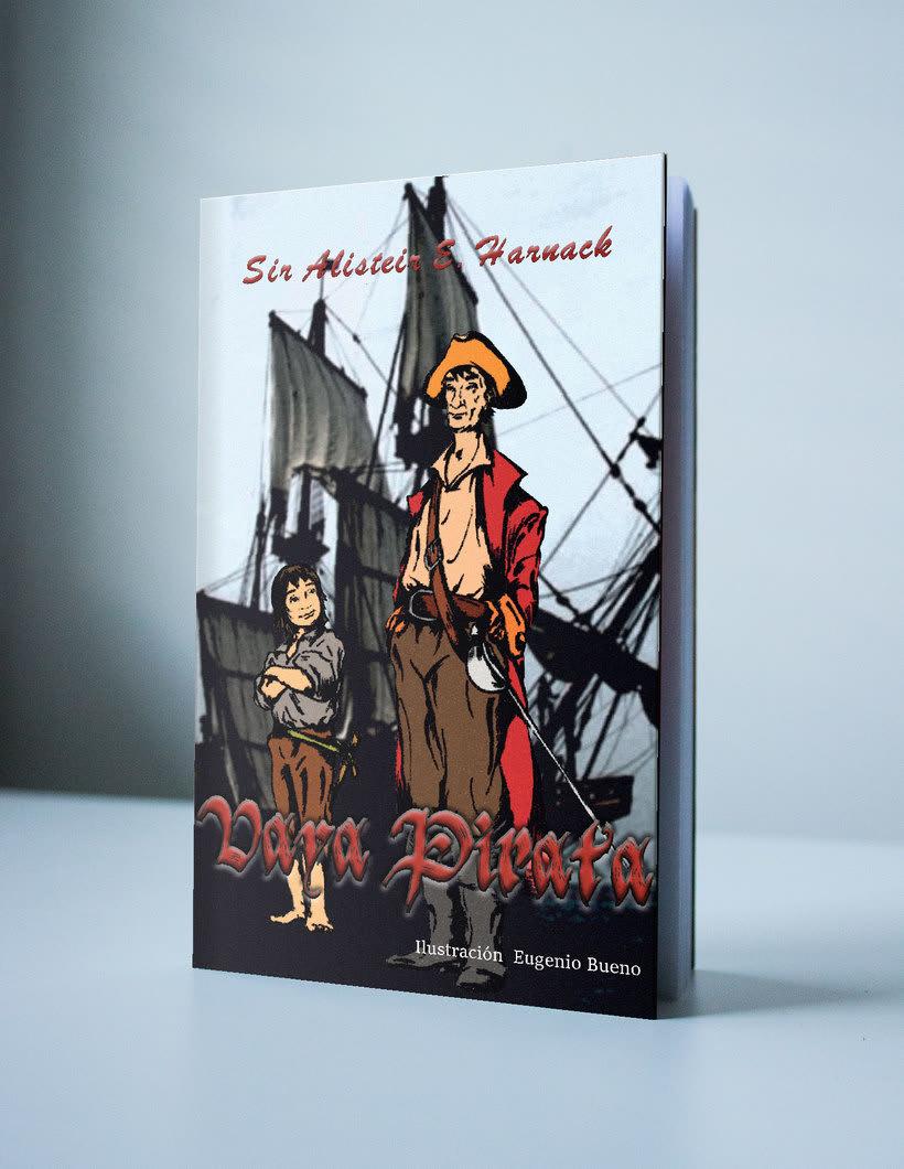 "Ilustraciones libro ""Vaya Pirata"" 3"