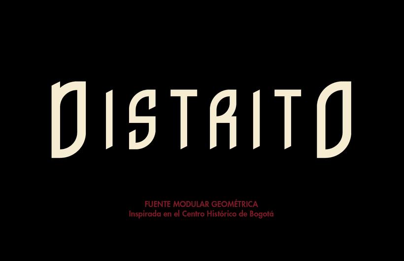 Distrito Fuente Tipográfica Bogotana 0