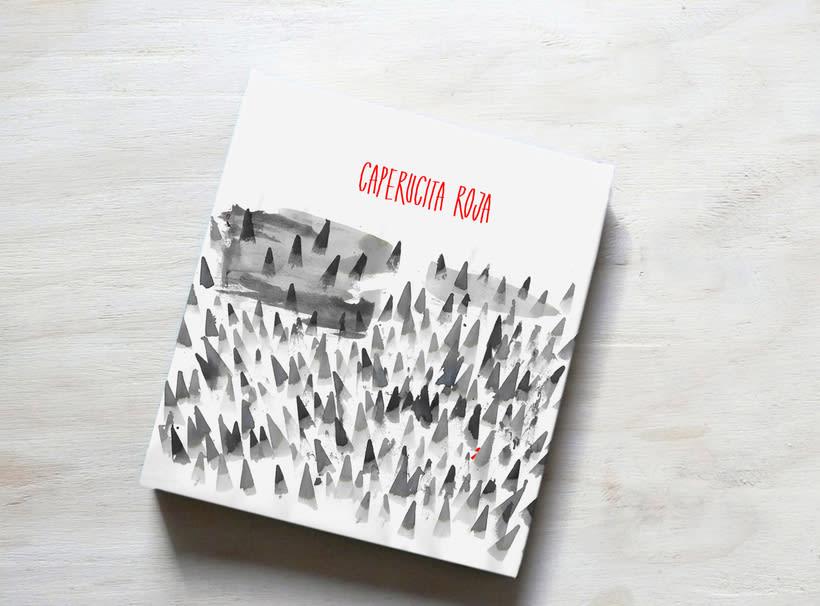 Caperucita roja - Portada 0