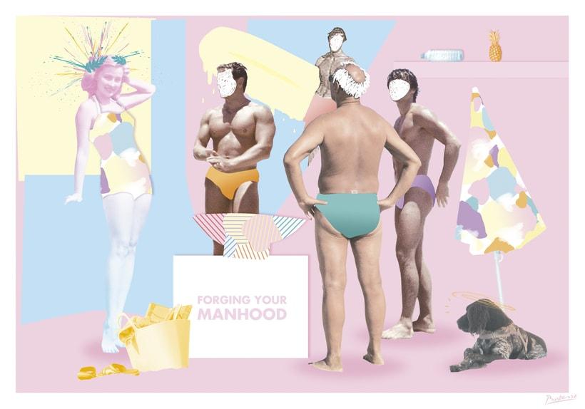 Forging your manhood 1