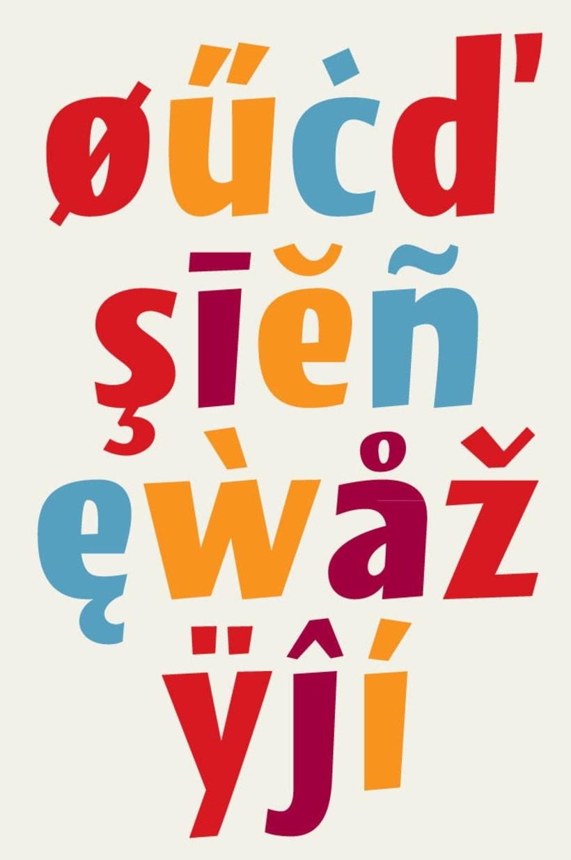 Lalola, una tipografía display con fuerte carácter 2