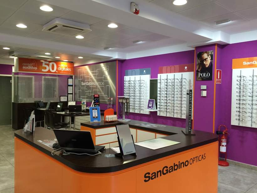 Retail Opticas San Gabino 2
