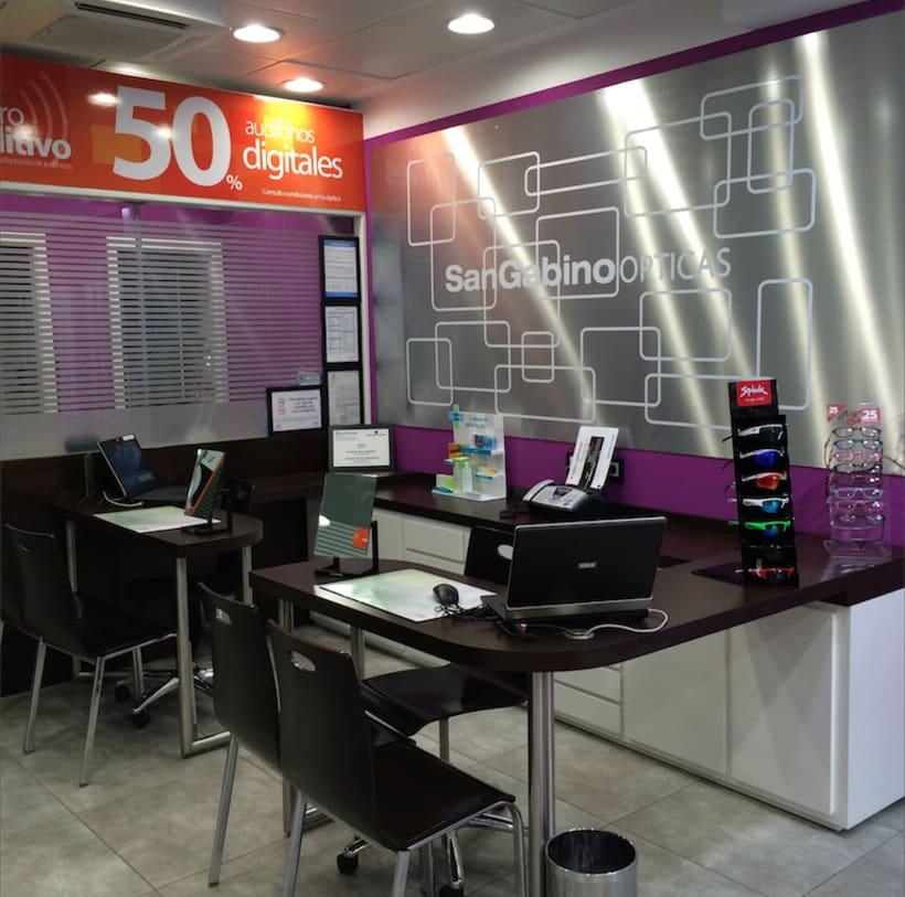 Retail Opticas San Gabino 4