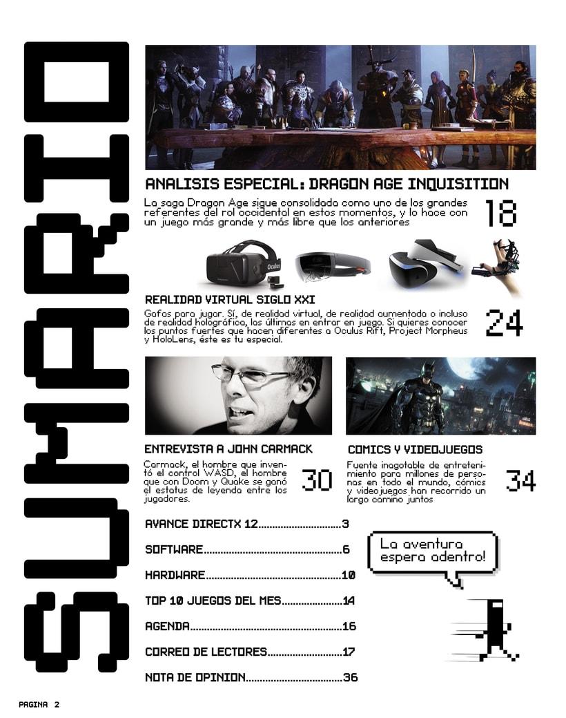 "Videogames Magazine - Revista de videojuegos ""INGAME"" 1"