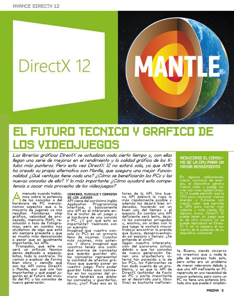 "Videogames Magazine - Revista de videojuegos ""INGAME"" 2"