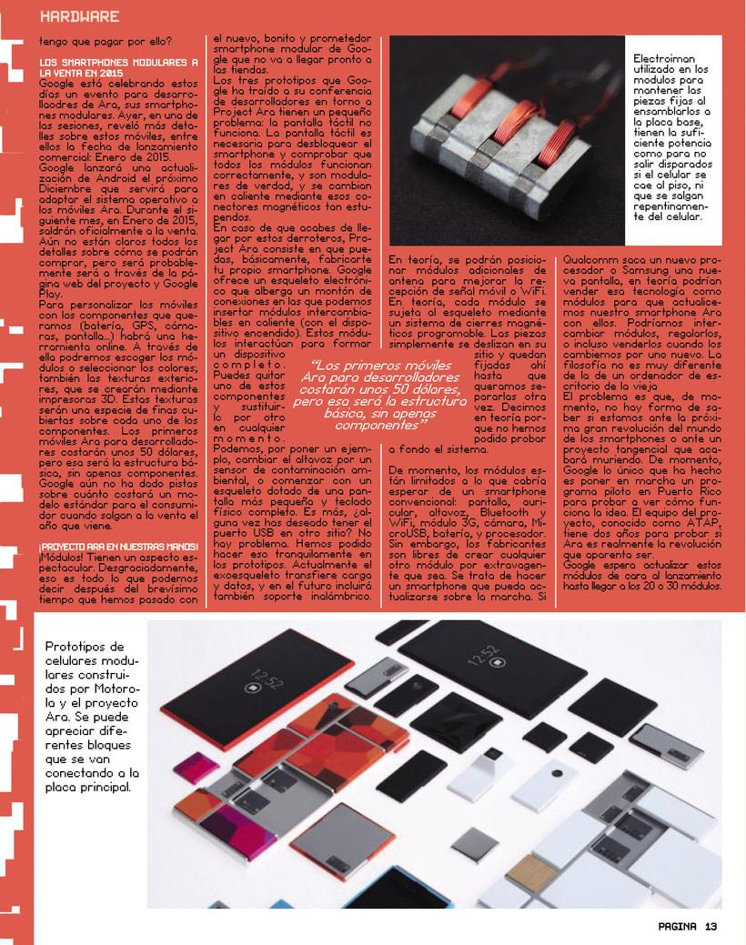 "Videogames Magazine - Revista de videojuegos ""INGAME"" 10"
