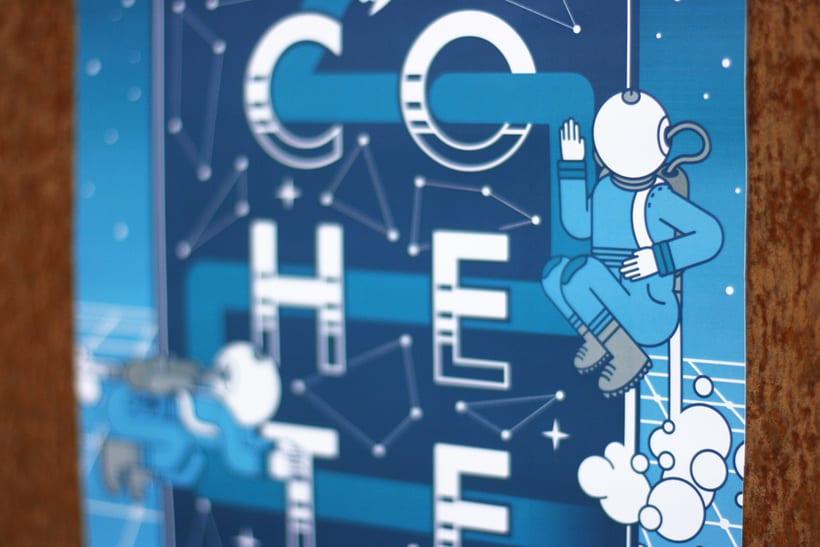 Cohete Poster 3