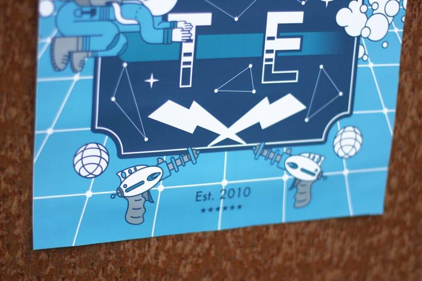 Cohete Poster 5