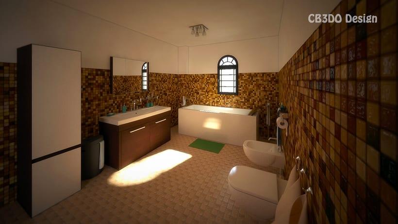 Interior Baño. 0