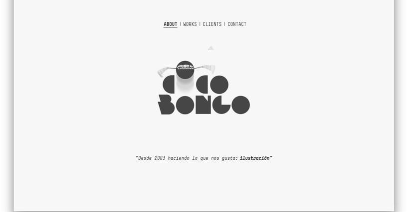 Nueva web CocoBongo 0