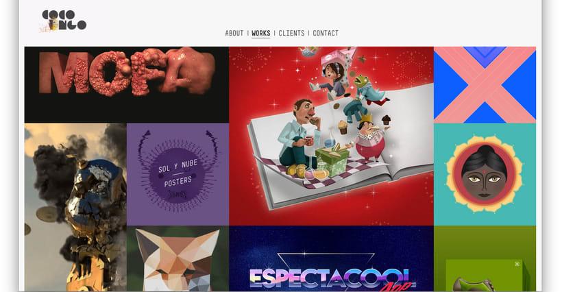 Nueva web CocoBongo 4