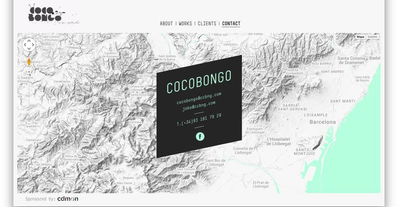Nueva web CocoBongo 6