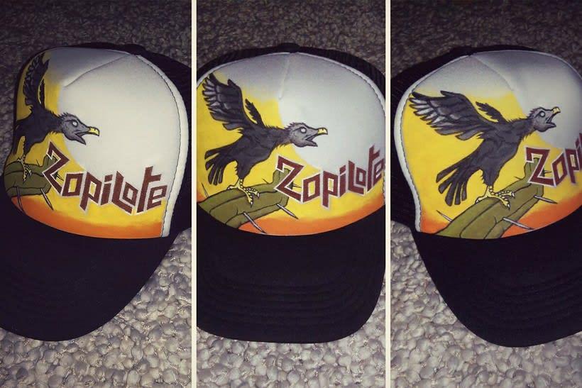 Zopilote - Arki 3