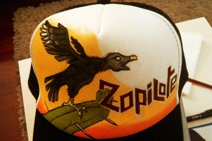 Zopilote - Arki 5