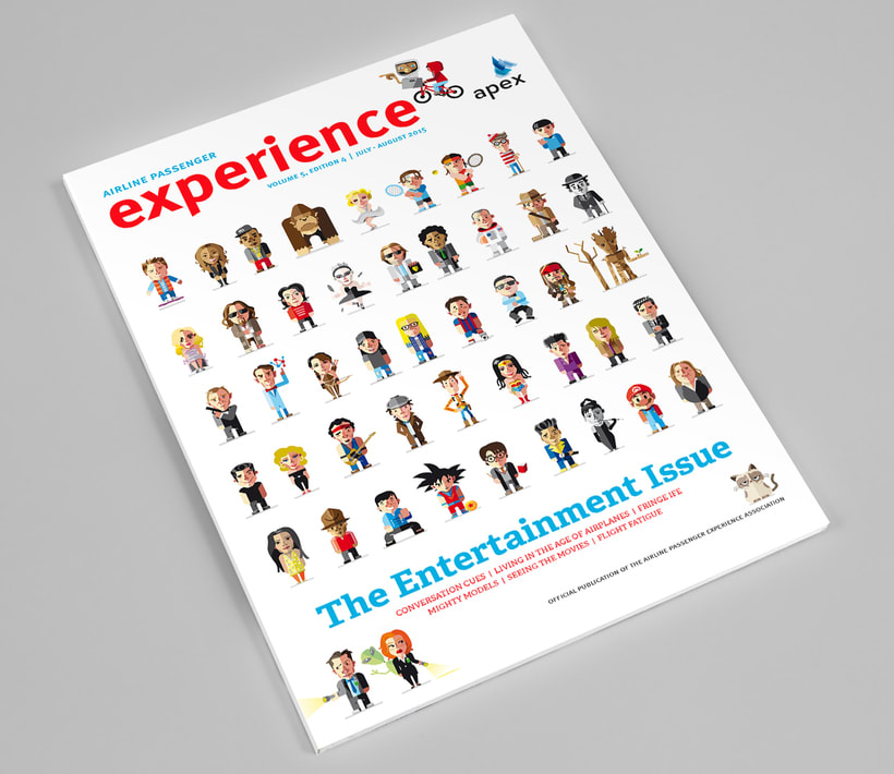 Apex Experience Vol. 5 - Edition 4 Cover 0