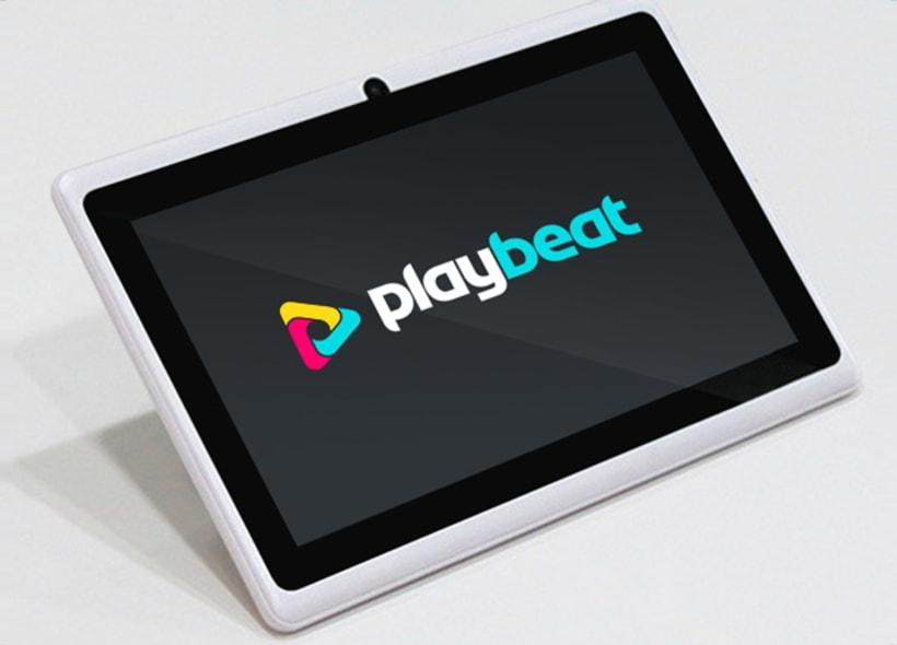 Playbeat es el nombre de un portal de música electrónica, donde se pueden encontrar diferentes contenidos, tales como temas musicales, entrevistas, noticias, vídeos, información sobre festivales, etc... -1