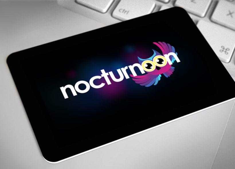 Nocturnoon es una guía on-line de ocio nocturno que nace con el objetivo de aglutinar las diferentes alternativas de entretenimiento que ofrece la noche en España: restaurantes, bares de copas, discotecas, cine, teatro y espectáculos, etc... -1