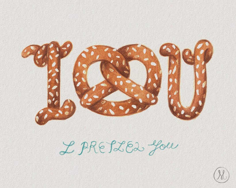 I hEArT U  COLLECTION - Illustrations 3