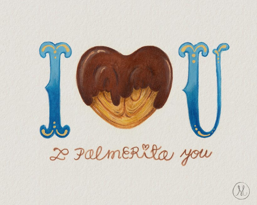 I hEArT U  COLLECTION - Illustrations 11