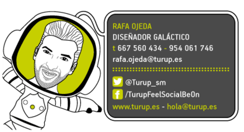 TURUP. Diseño gráfico -1