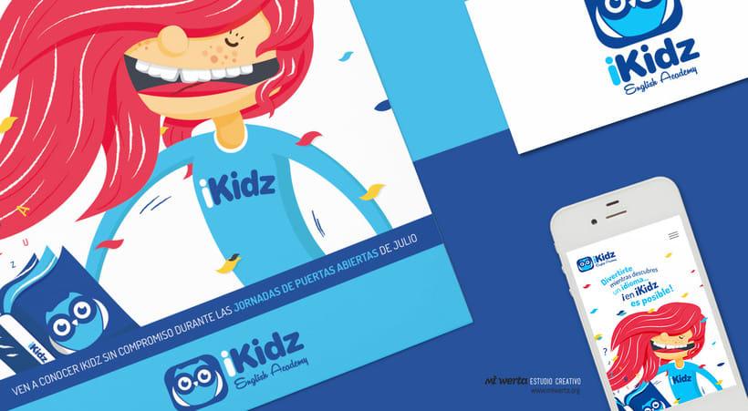 iKidz English Academy 1