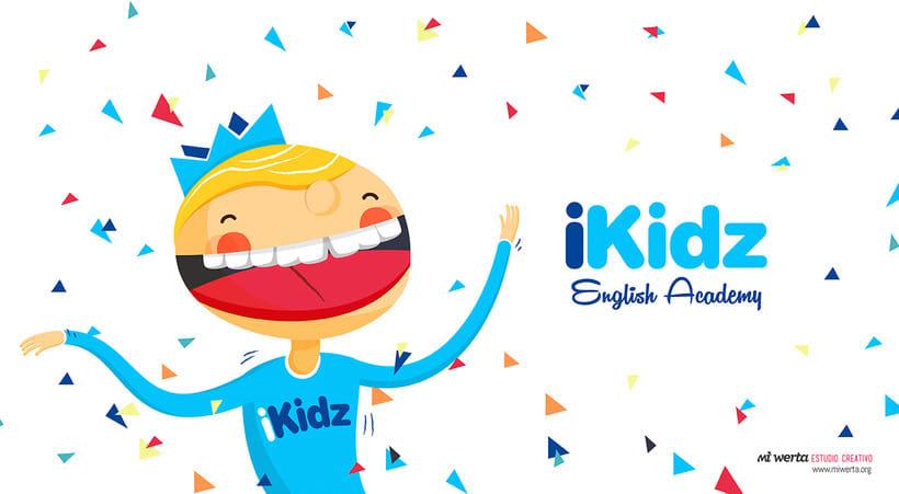 iKidz English Academy 2