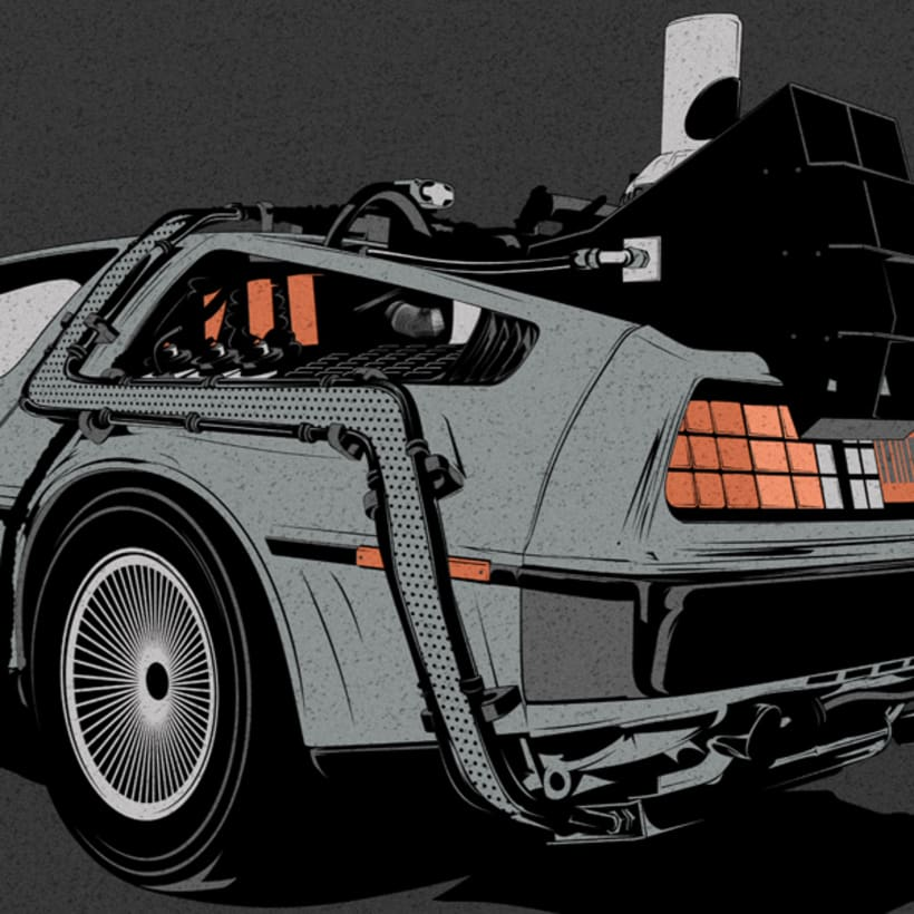 DeLorean 0