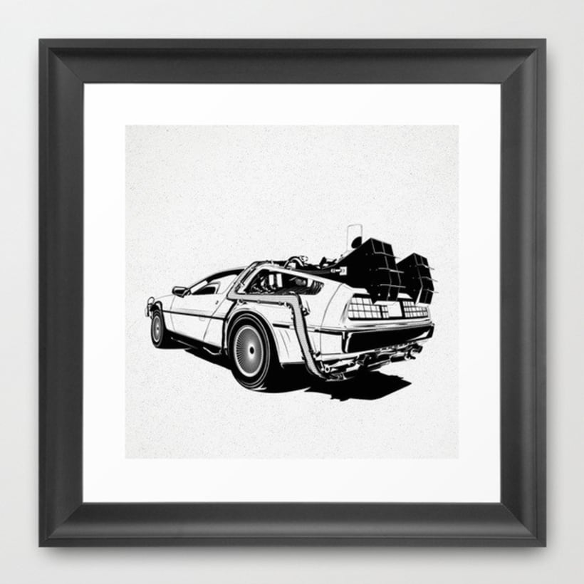 DeLorean 4