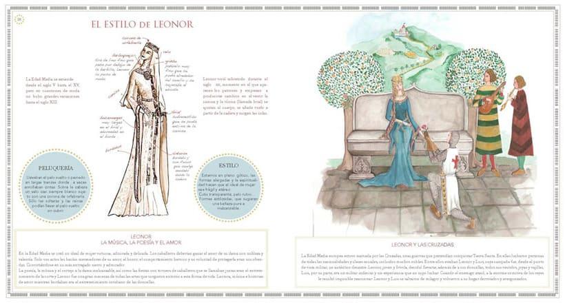 Historias de Moda y Princesas 3