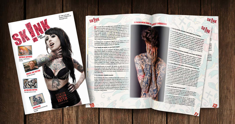 SK!NK Magazine 1