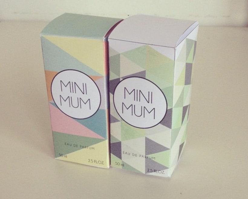 Packaging (MiniMum perfume) -1